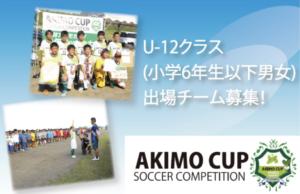 アキモカップサッカー