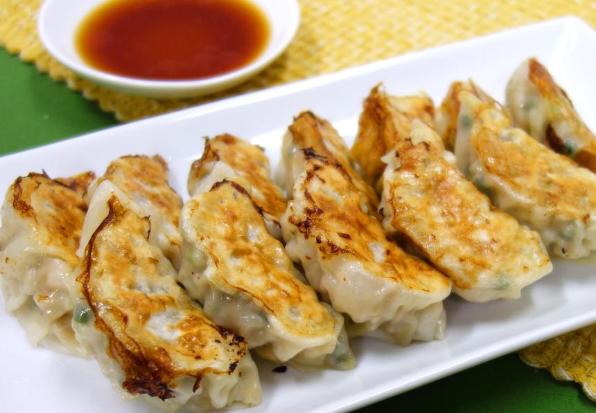 白菜漬 アレンジレシピ 餃子