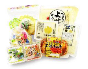 浅漬&豆腐セット